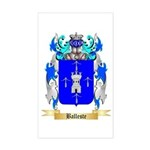 Balleste Sticker (Rectangle)