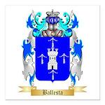 Ballesta Square Car Magnet 3