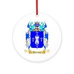 Ballesta Ornament (Round)