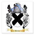 Baller Square Car Magnet 3