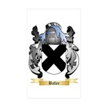 Baller Sticker (Rectangle 10 pk)
