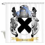 Baller Shower Curtain