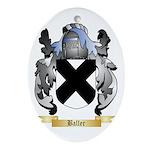 Baller Ornament (Oval)