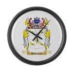 Ballentine Large Wall Clock