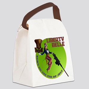 LBfront10x10 Canvas Lunch Bag