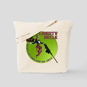 LBfront10x10 Tote Bag
