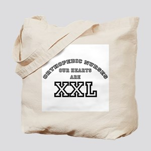Our Hearts Are XXL - Ortho Nu Tote Bag