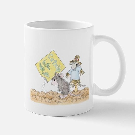 Planting Catnip Mug