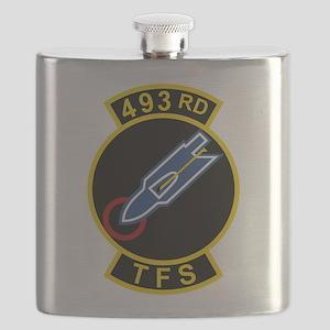 493rd TFS Flask