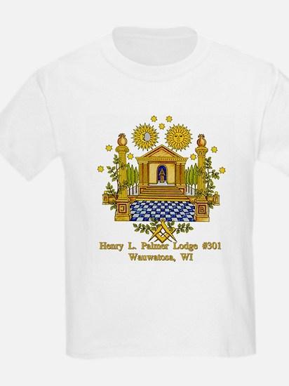 Palmer Lodge Kids T-Shirt
