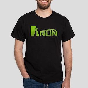 RUN - Zen Labs Logo 2 T-Shirt