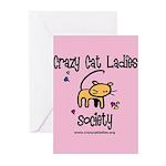 Greeting Cards - Cartoon CCLS Logo