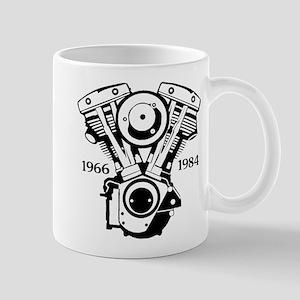 Just A Puuurtty Engine 11 oz Ceramic Mug