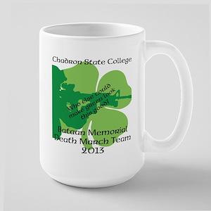 Bataan Team Shamrock Mug