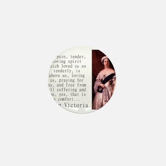 The Pure Tender Loving Spirit - Queen Victoria Min