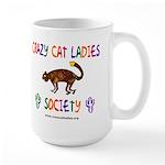 Large Mug - Desert CCLS Logo