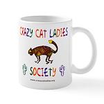 Regular Mug - Desert CCLS Logo