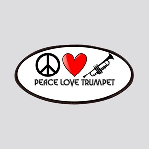 Peace, Love, Trumpet Patches