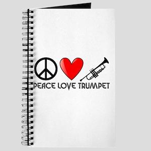 Peace, Love, Trumpet Journal