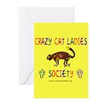 Greeting Cards - Desert CCLS Logo