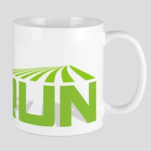RUN - Zen Labs Logo Mug