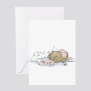 Sugar Crash Greeting Card