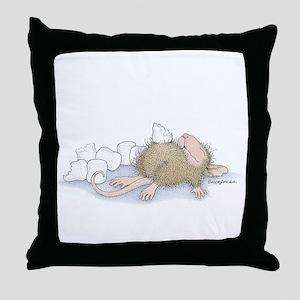Sugar Crash Throw Pillow