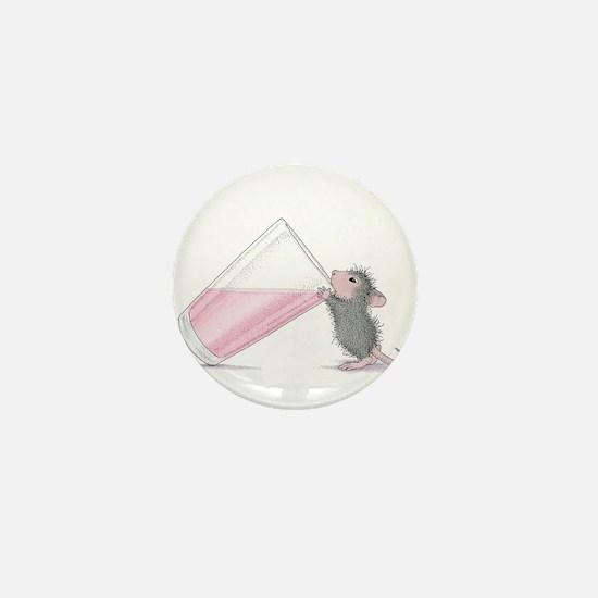 Big Drinker Mini Button