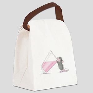 Big Drinker Canvas Lunch Bag