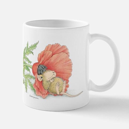 Poppy Cot Mug