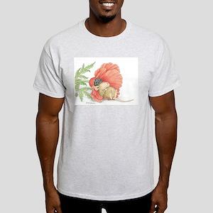 Poppy Cot T-Shirt