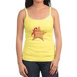 Breast Cancer Race D2 Jr. Spaghetti Tank