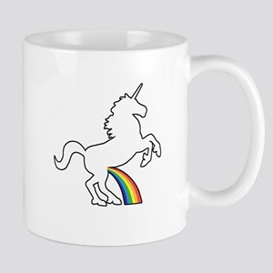 Unicorn Rainbow Wee Mug