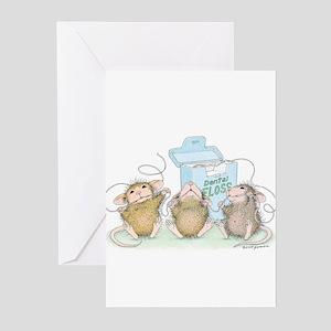 Floss Boss Greeting Cards (Pk of 20)