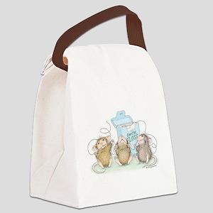 Floss Boss Canvas Lunch Bag
