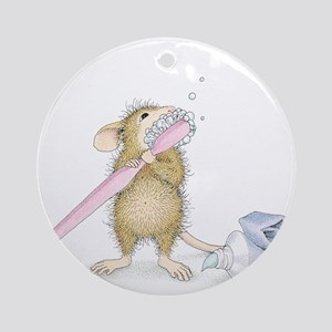 Tooth time Ornament (Round)