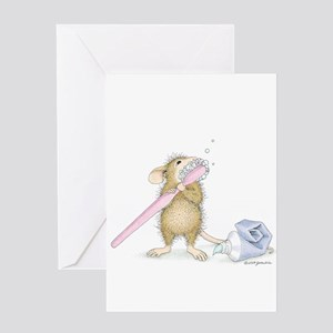 Tooth time Greeting Card