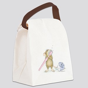 Tooth time Canvas Lunch Bag