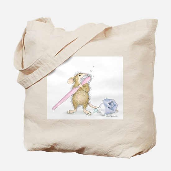Tooth time Tote Bag