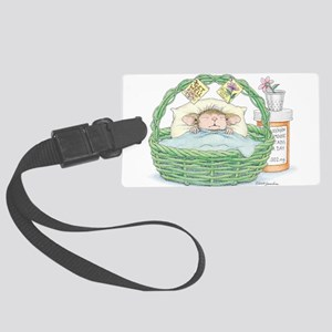Get Well Soon Luggage Tag