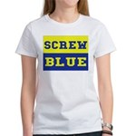 Screw Blue Women's T-Shirt