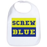 Screw Blue Bib