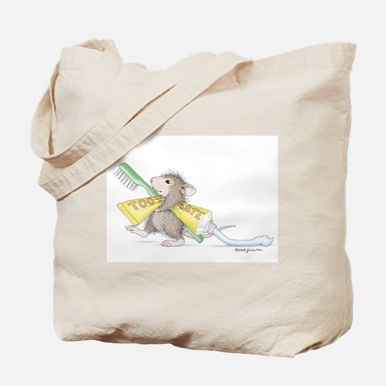 Time to brush Tote Bag