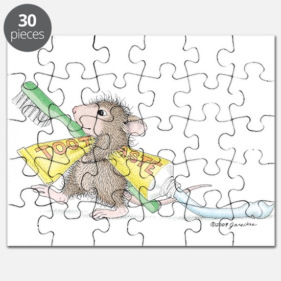 Time to brush Puzzle