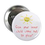 """Inner Child 2.25"""" Button"""