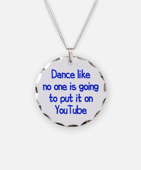 YouTube Dance Necklace