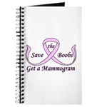 Save the Boobs Journal