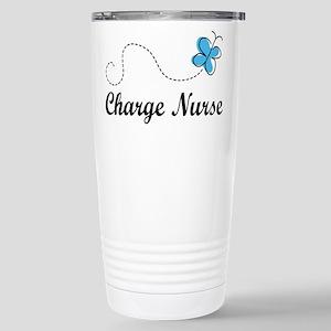Cute Charge nurse Stainless Steel Travel Mug