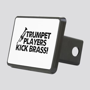 Kick Brass Hitch Cover