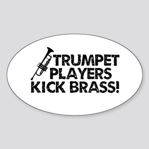 Kick Brass Sticker